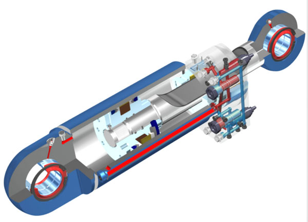 Hydraulic Cylinder Design : D design of new products product assistance